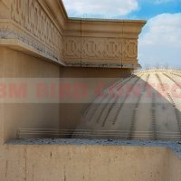 Bird Spike Installation by SBM Bird Control